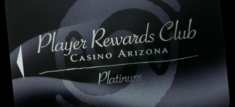 player rewards card casinos