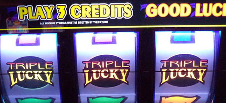 Talking stick resort slot machines machine