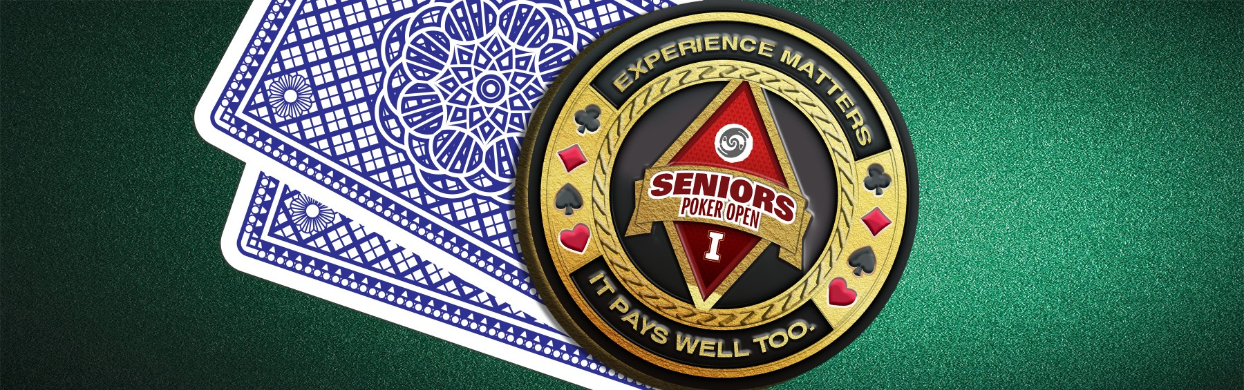 Arena Poker Room Seniors Poker Open