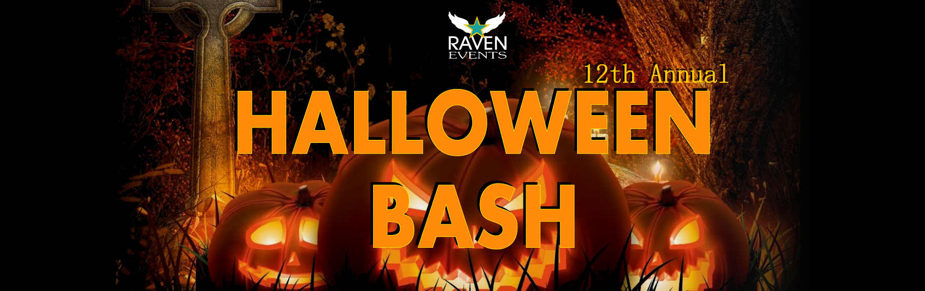 Raven's 12th Annual Halloween Bash