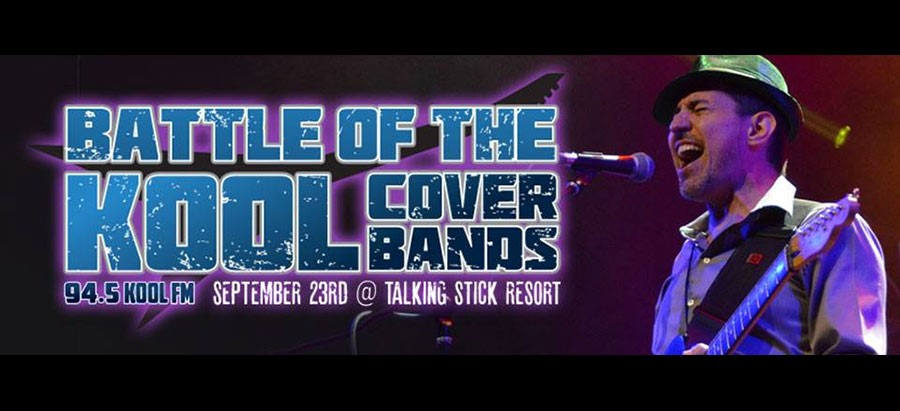 KOOL Battle of the Cover Bands