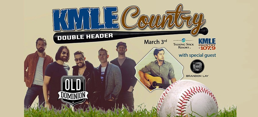 KMLE Country Double Header