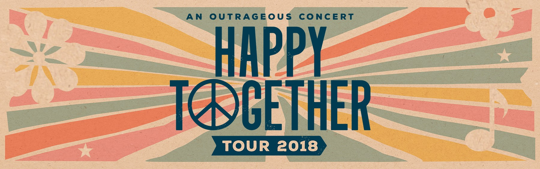 The Happy Together Tour