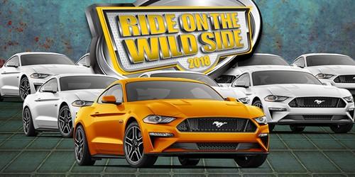 Promotions - Talking stick resort car show