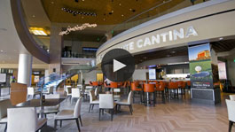 Travel Click Video: Blue Coyote Cantina