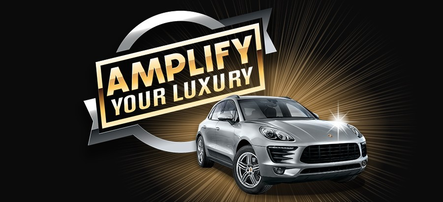 Amplify your Luxury